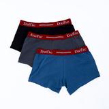 3 quần xịp đùi Davie chất cotton mềm mại