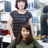 Trọn gói Uốn/ Ép/ Nhuộm tặng hấp tóc phục hồi