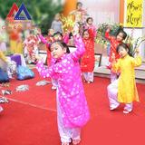Hội chợ Xuân AMA Tết Ất Mùi 2015 cho bé