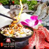 Buffet BBQ & Sushi Nướng-Lẩu Nhật Bản Samurai