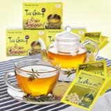 3 hộp trà gừng Á Châu bảo vệ sức khỏe
