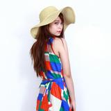 Mũ đi biển vành to cho bạn gái đón hè
