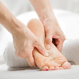 Foot Massage tại Thanh Vy Spa