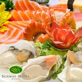 Buffet thứ 7 nhà hàng Allante - khách sạn Sunway