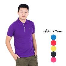 Áo phông dáng Polo nam - chất liệu cotton dày dặn, nhiều màu trẻ trung, chỉ với 120.000đ