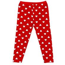 3 quần legging họa tiết cho bé