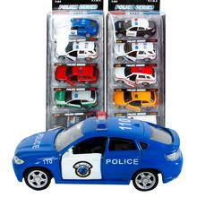 Bộ 5 xe cảnh sát - quà tặng cho bé yêu