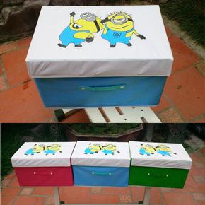 Combo 2 hộp đựng đồ handmade Minion cực HOT