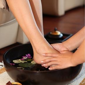 Massage chân 90 phút tại Hà Chi Foot Massage