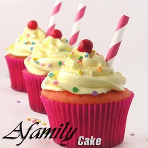Set 8 bánh Cupcake thơm ngon tại Afamily Cake
