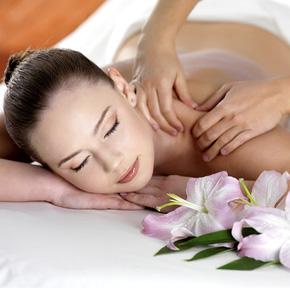 Lưu thông khí huyết với Massage body