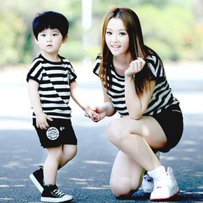 Bộ đồ thể thao cho mẹ và bé trai
