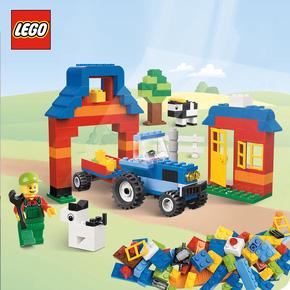 Hộp đồ chơi lắp ráp LEGO 4626-Nông Trại Sáng Tạo