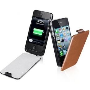 Ốp lưng sạc Iphone 4/4s dung lượng 1420mAh
