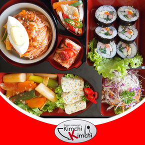 Thưởng thức ẩm thực Hàn Quốc giá bình dân