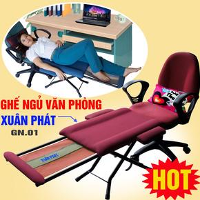 Ghế ngủ văn phòng Xuân Phát -Thích hợp nơi công sở