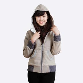 Áo khoác nỉ 2 lớp ấm áp ngày lạnh giá