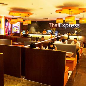Thưởng thức tinh hoa ẩm thực Thái tại ThaiExpress
