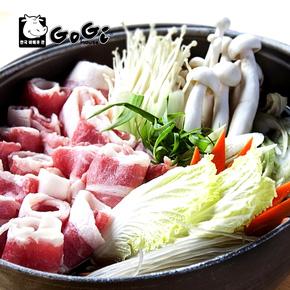 Buffet thịt nướng và lẩu Hàn Quốc ngon đúng điệu