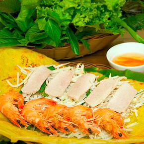 Set ăn Nam Bộ cho 2 người