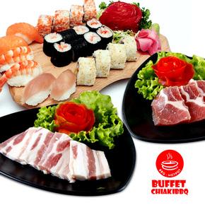 Buffet Chiaki-BBQ Miễn Phí Pepsi Tươi