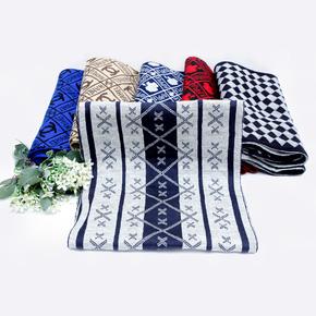 Khăn len thời trang cho cả Nam và Nữ