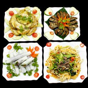 Lựa chọn 1 trong 2 set ăn tại Quán Trang