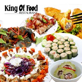 King Of Food- Thiên đường Buffet Trưa