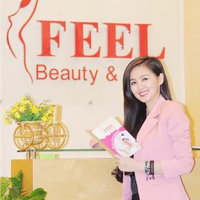 Chăm sóc da trắng mịn cùng Tâm Tít Feel Beauty Spa