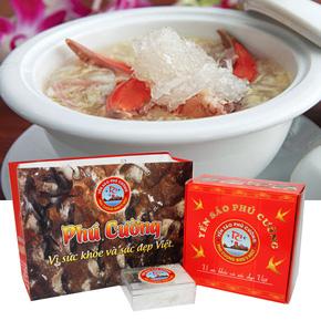 Yến Sào Tinh Chế (100 Gram)