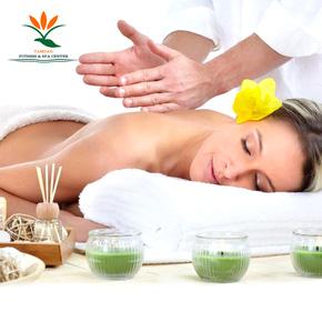 Massage tại Tâm Đan Fitness Yoga&Spa Center