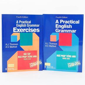 Ngữ pháp và Bài tập tiếng Anh nâng cao