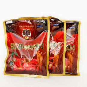 Combo 3 gói kẹo hồng sâm Hàn Quốc