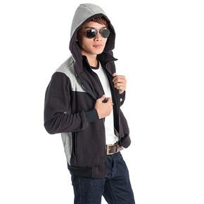 Phong cách mạnh mẽ với áo khoác nam