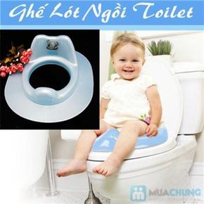 Ghế ngồi toilet - Bảo vệ sức khỏe bé yêu