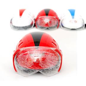 Mũ bảo hiểm có kính chắn chính hãng HKT
