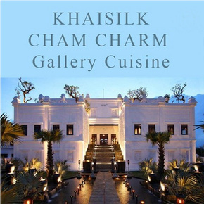 KhaiSilk- Cham Charm Buffet Thái Sukhumvit