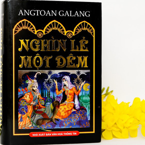 Nghìn lẻ một đêm - kiệt tác văn học xứ Ba Tư