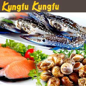 Buffet hải sản nướng Kungfu đặc sắc