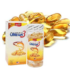 Omega 3 - Giúp giảm cholesterol, chống lão hóa...