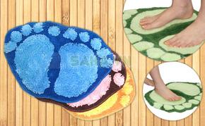 Combo 2 thảm hình bàn chân xinh xắn (40*60cm)