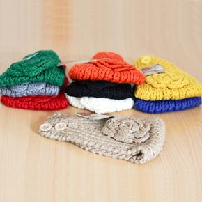 Khăn len dùng làm ấm cổ hoặc băng đô