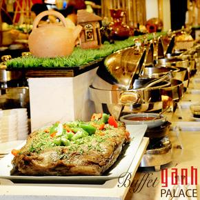 Buffet Gánh Tối - KS Palace