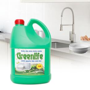 Nước rửa chén sinh học Green Life
