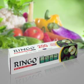 Thức ăn tươi ngon - Màng bọc thực phẩm Ringo 200