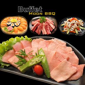 Buffet Cao Cấp Tại Moon BBQ