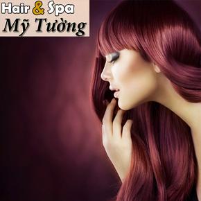 Trọn gói làm tóc kèm hấp dưỡng Mỹ Tường Hair & Spa