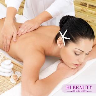 Khóa Học Nghệ Thuật Massage Body 7 Buổi Hi Beauty