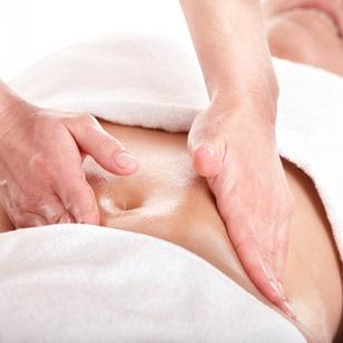 Massage Tan Mỡ Bụng, Chườm Đá Muối +Tia Hồng Ngoại