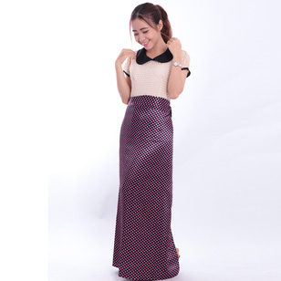 Váy Chống Nắng Phi Lụa